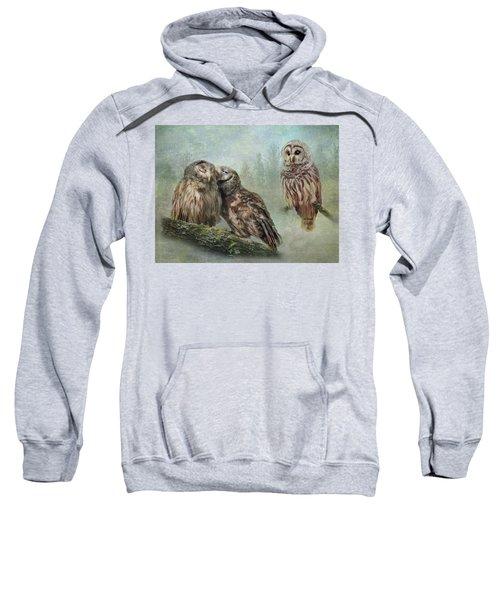 Barred Owls - Steal A Kiss Sweatshirt