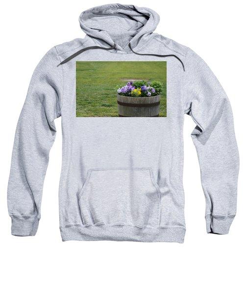 Barrel Of Flowers Sweatshirt