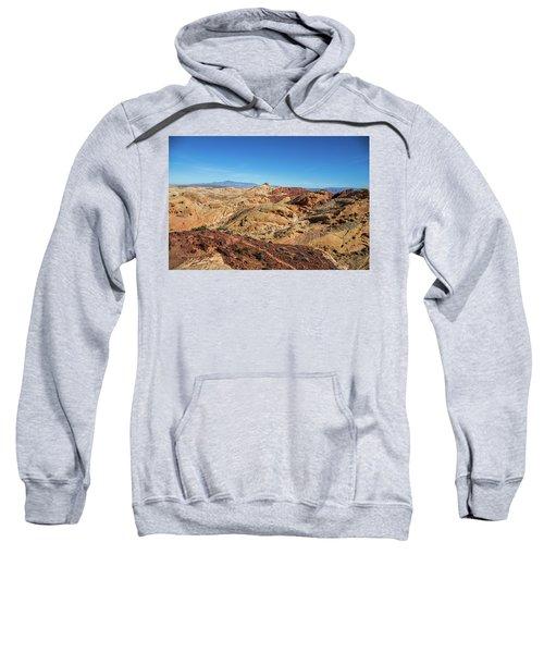 Barren Desert Sweatshirt