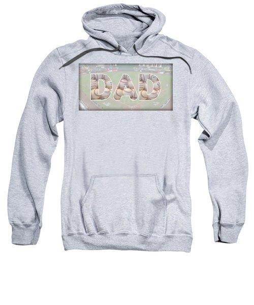 Baseball Dad Sweatshirt