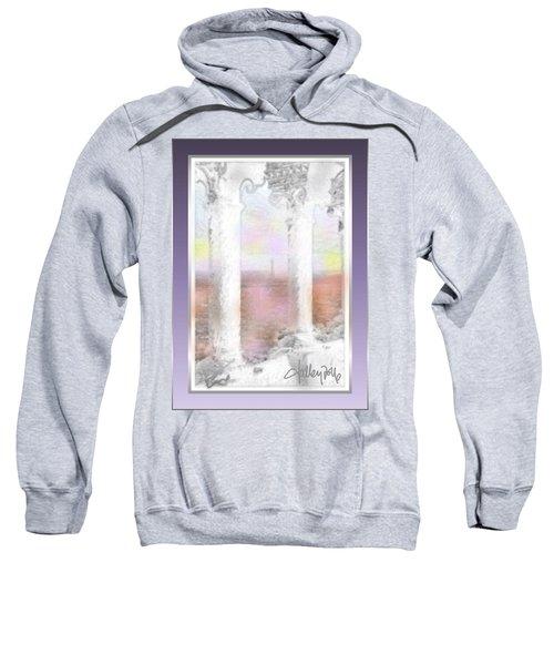 Sacre - Coeur Sunset Sweatshirt