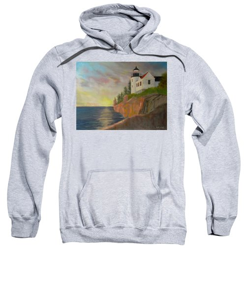 Bass Harbor Light Sweatshirt
