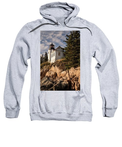 Bass Harbor Lighthouse Sweatshirt