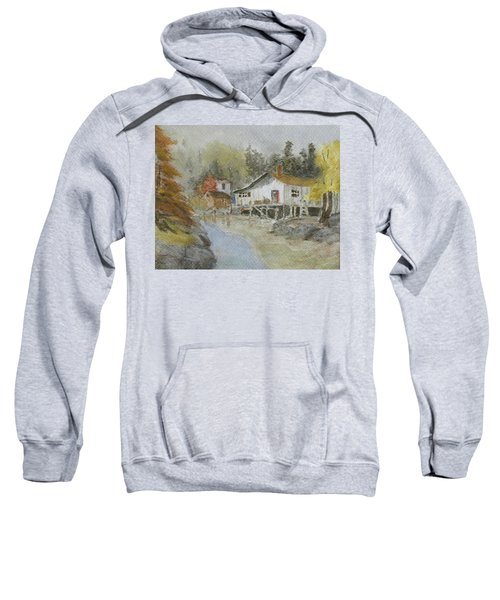 Bass Harbor Retreat Sweatshirt
