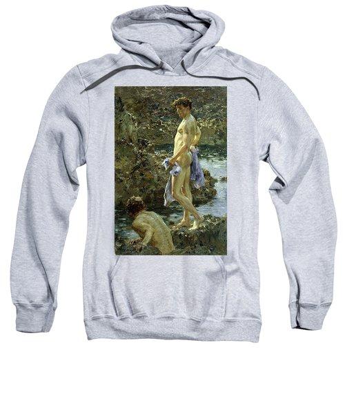 Bathing Group Of 1914 Sweatshirt