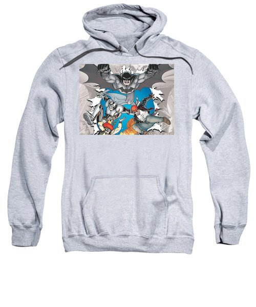 Batman Incorporated Sweatshirt