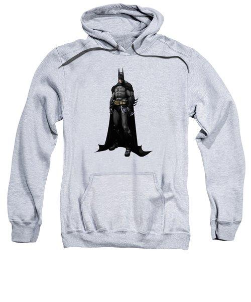 Batman Splash Super Hero Series Sweatshirt by Movie Poster Prints