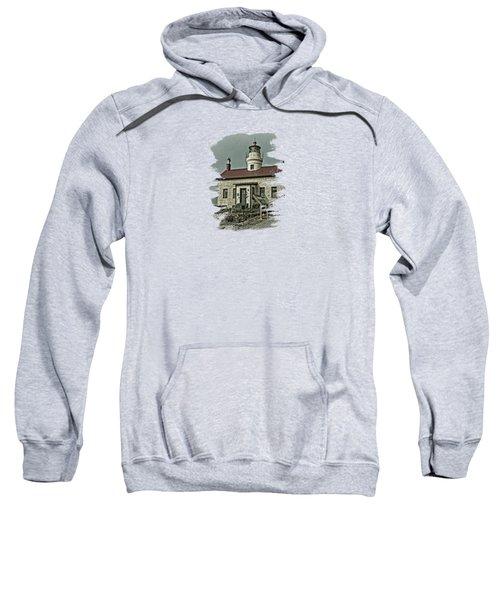 Battery Point Lighthouse Sweatshirt