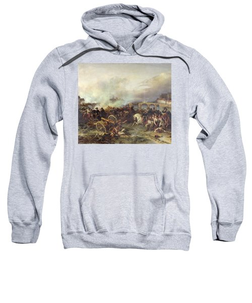 Battle Of Montereau Sweatshirt