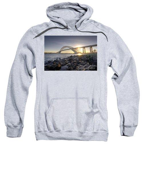 Bayonne Bridge Sunset Sweatshirt
