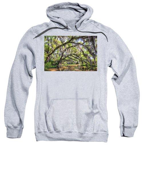 Bayou Cathedral Sweatshirt