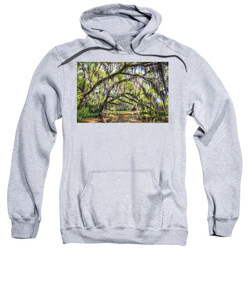 Bayou Cathedral Sweatshirt