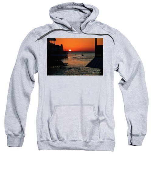 Bayou Vista Sunset Sweatshirt
