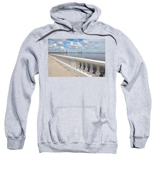 Bayshore Boulevard Balustrade Sweatshirt