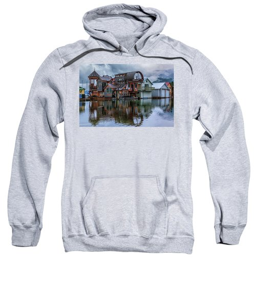 Bayview Houseboat Sweatshirt