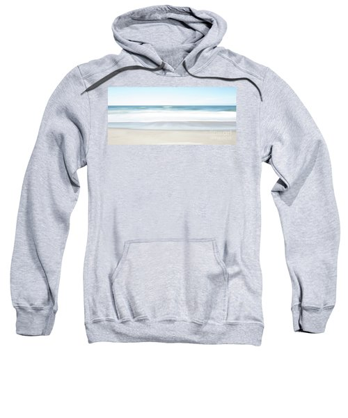 Beach Abstract Sweatshirt