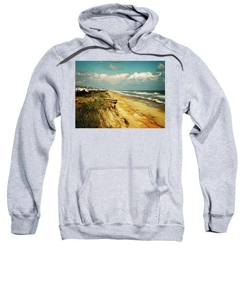 Beach At Corolla Sweatshirt