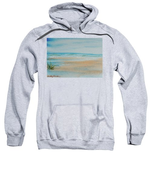 Beach At High Tide Sweatshirt