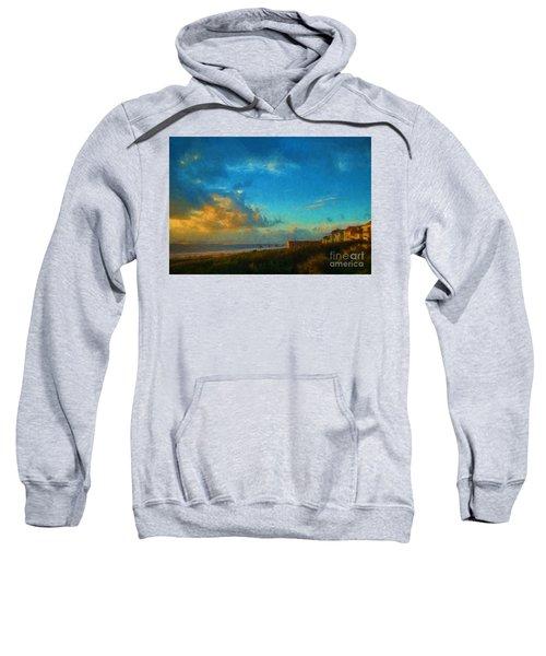 Beach Beauty  Sweatshirt