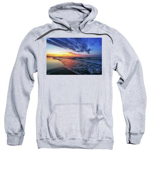 Beach Cove Sunrise Sweatshirt