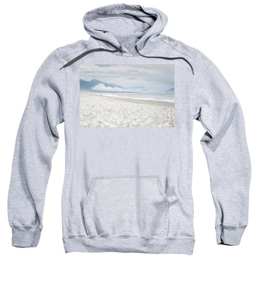 Beach For Two Sweatshirt