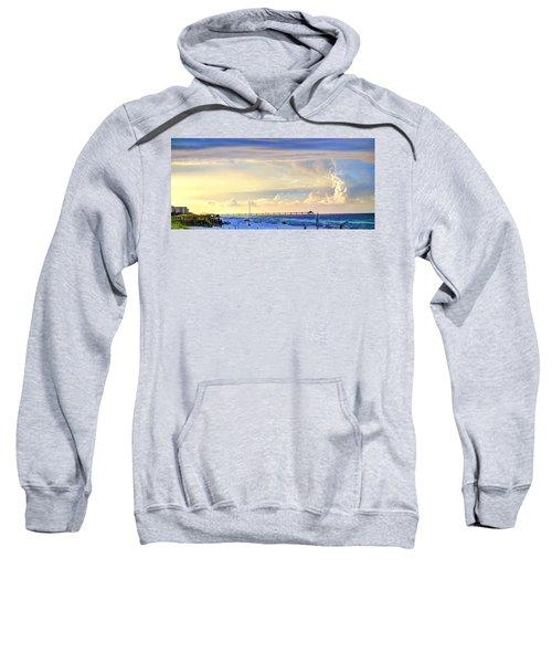 Beach House Window Sweatshirt