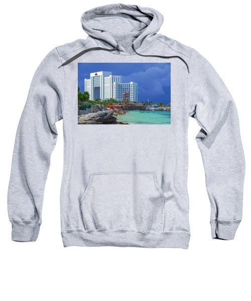 Beach Life In Cancun Sweatshirt