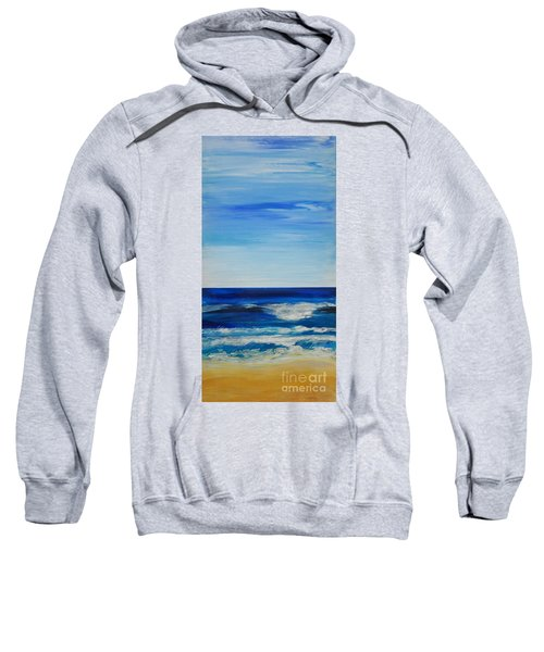 Beach Ocean Sky Sweatshirt