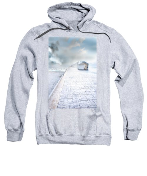 Beach Pier Sweatshirt