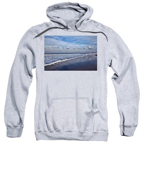 Beach Reflections Sweatshirt