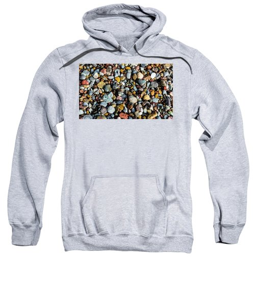 Beach Rocks Sweatshirt