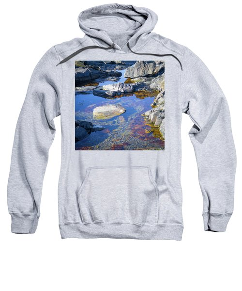 Beach Rocks Sweatshirt