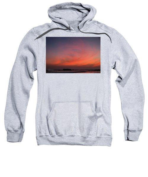 Beach Sky Blaze Sweatshirt