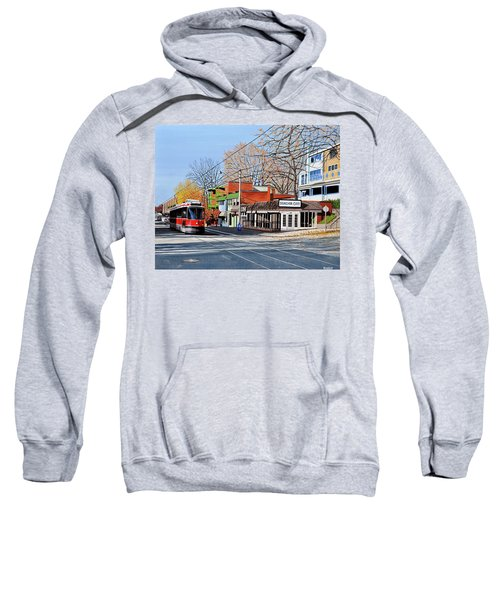 Beacher Cafe Sweatshirt