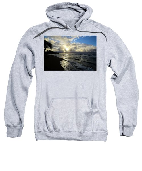 Beachy Morning Sweatshirt