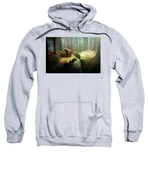 Bear Mountain Fantasy Sweatshirt