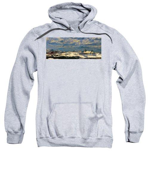 Bear Tooth Mountain Range Sweatshirt