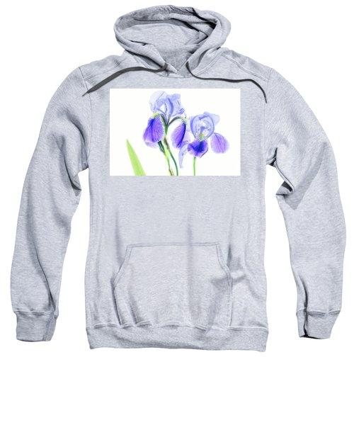 Bearded Iris Sweatshirt