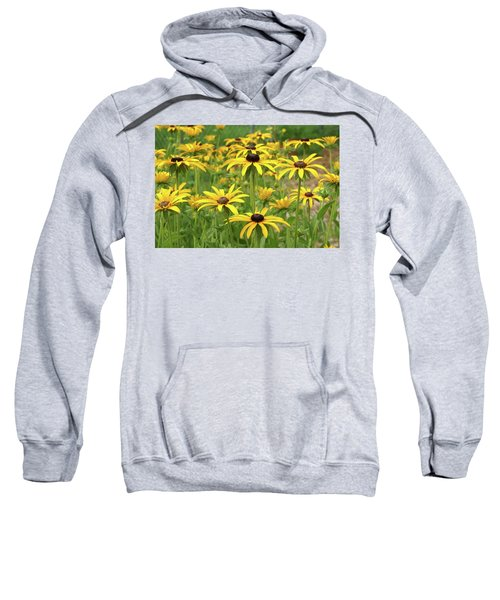 Beautiful Black Eyes Sweatshirt