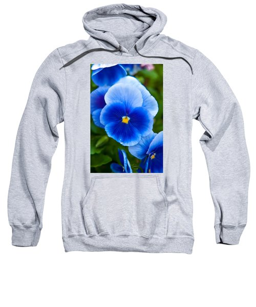 Beautiful Blues Sweatshirt