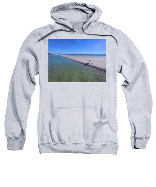 Beautiful One Day And Perfect The Next Sweatshirt
