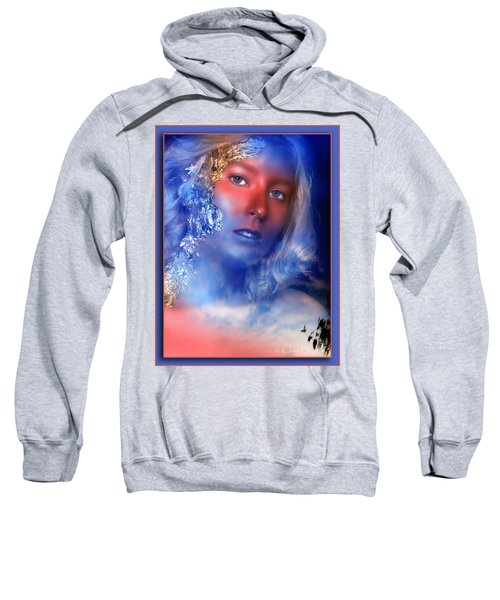 Beauty In The Clouds Sweatshirt