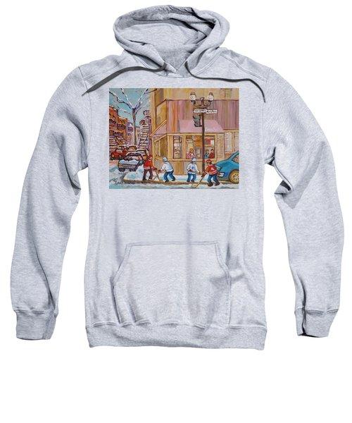 Beautys Restaurant  Sweatshirt