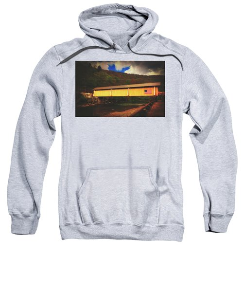 Beaverkill Covered Bridge Sweatshirt