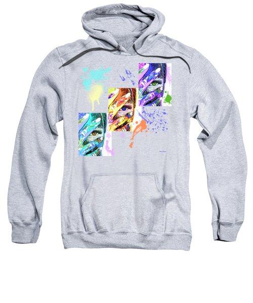 Been Painting Sweatshirt
