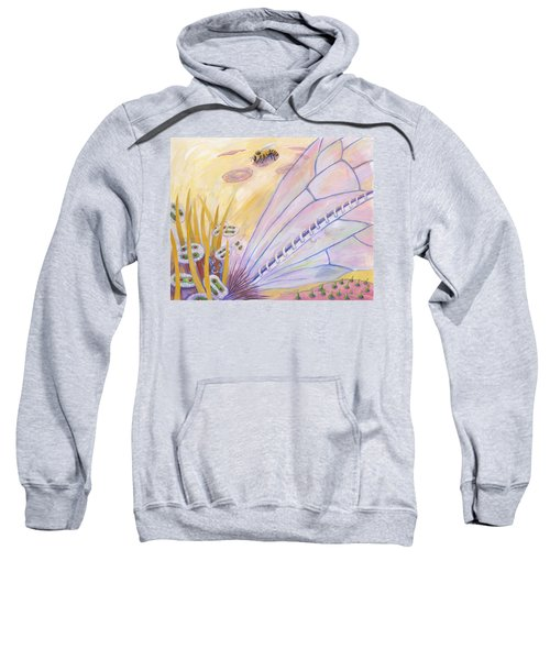 Bee's Wings Sweatshirt