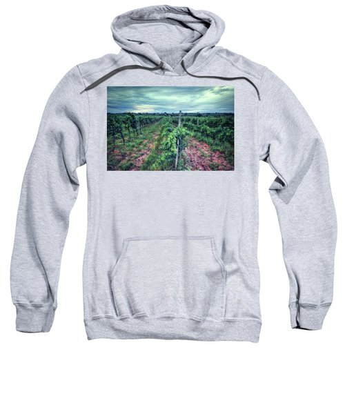 Before The Harvesting Sweatshirt
