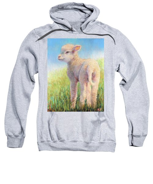 Behold The Lamb Sweatshirt