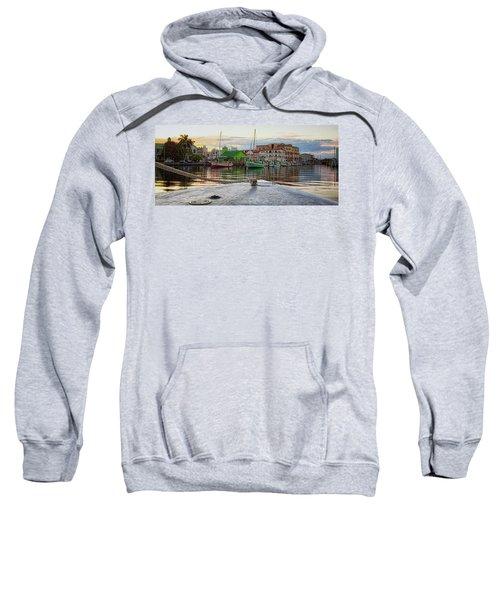 Belize City Harbor Sweatshirt