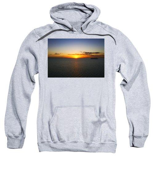 Belize Sunset Sweatshirt